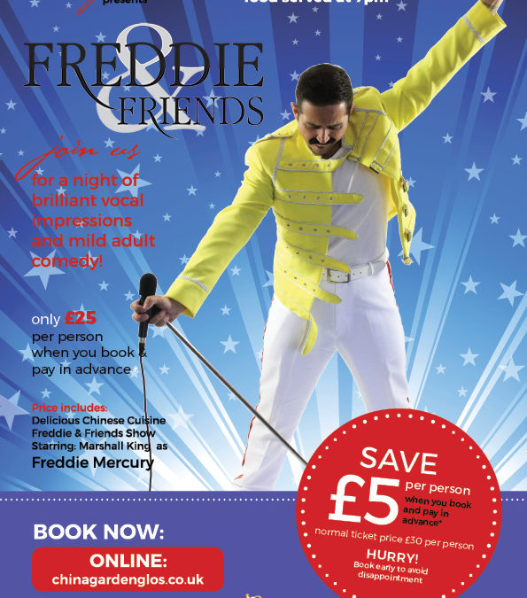 Freddie & Friends Show – Tuesday 24th September 2019